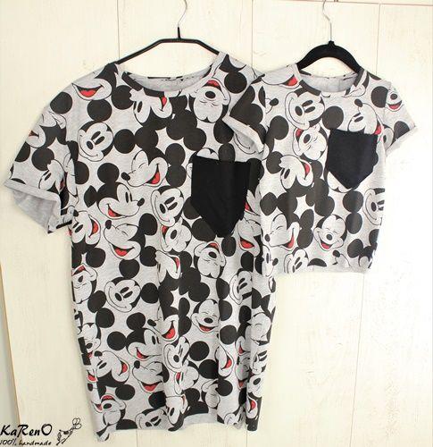 777ad9683c9100 Koszulka dziecięca T-SHIRT myszka MIKI na szarym tle